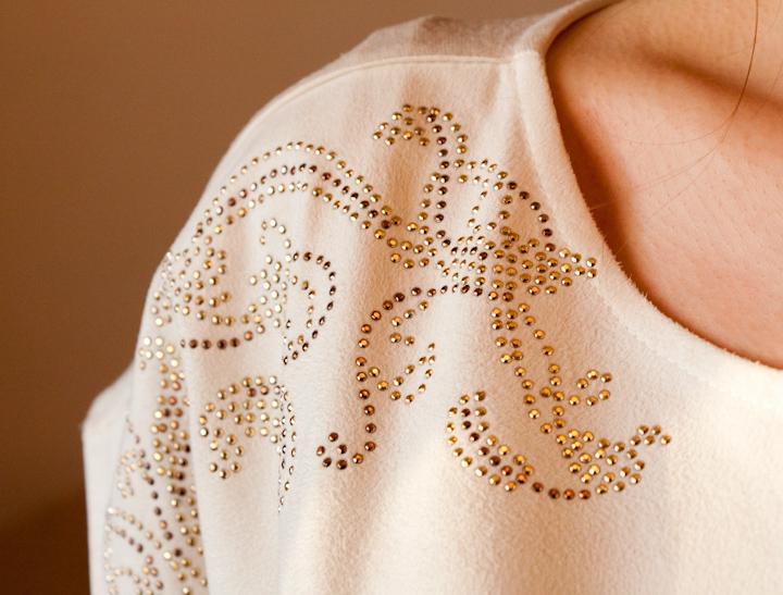 ozdoba bluzka