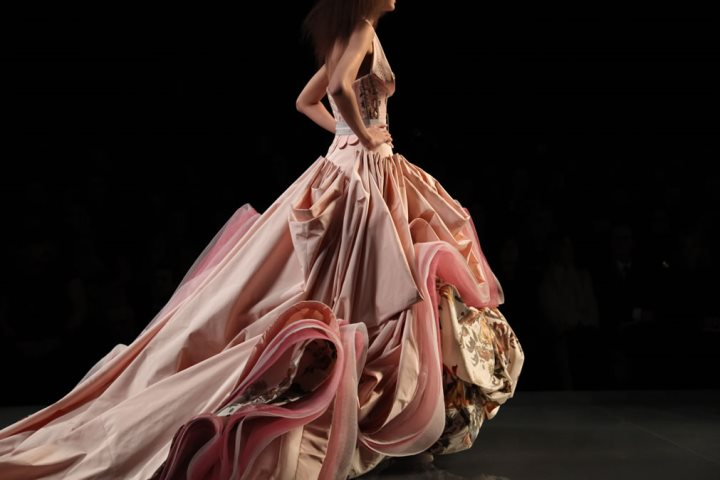 sukienka haute couture 1