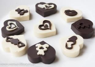 czekoladki pralinki walentynki 2