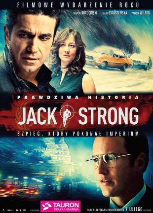 jack strong oficjalny plakat