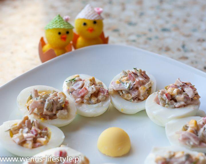 faszerowane jajka wielkanoc śniadanie wielkanocne przepis 1