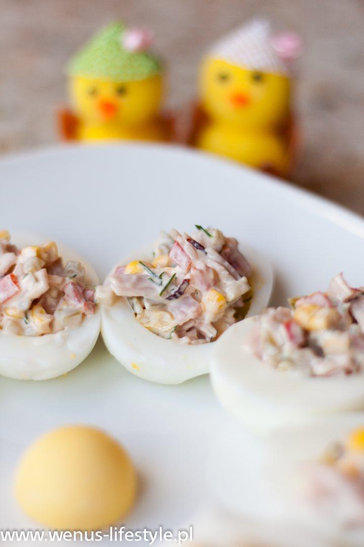 faszerowane jajka wielkanoc śniadanie wielkanocne przepis 3