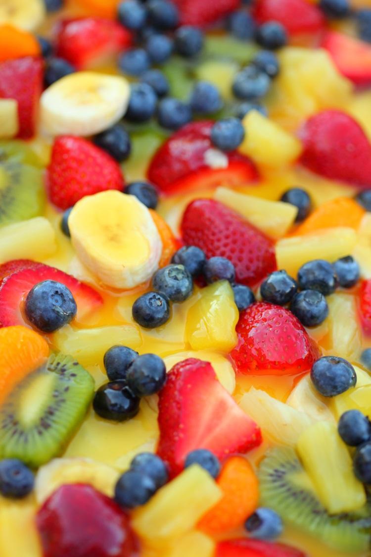 owoce jak prawidłowo myć owoce mycie owoców wenus-lifestyle 2