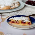 Przepis na pyszne ciasto z wiśniami