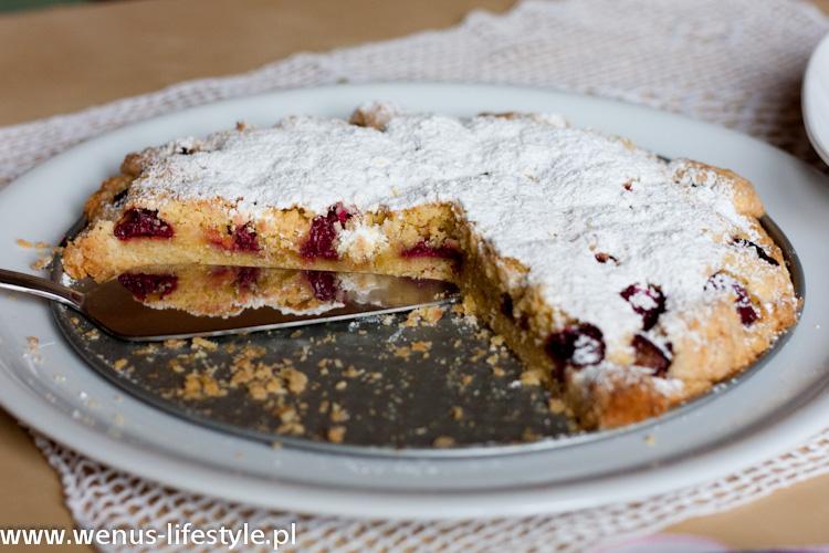 ciasto z wiśniami przepis