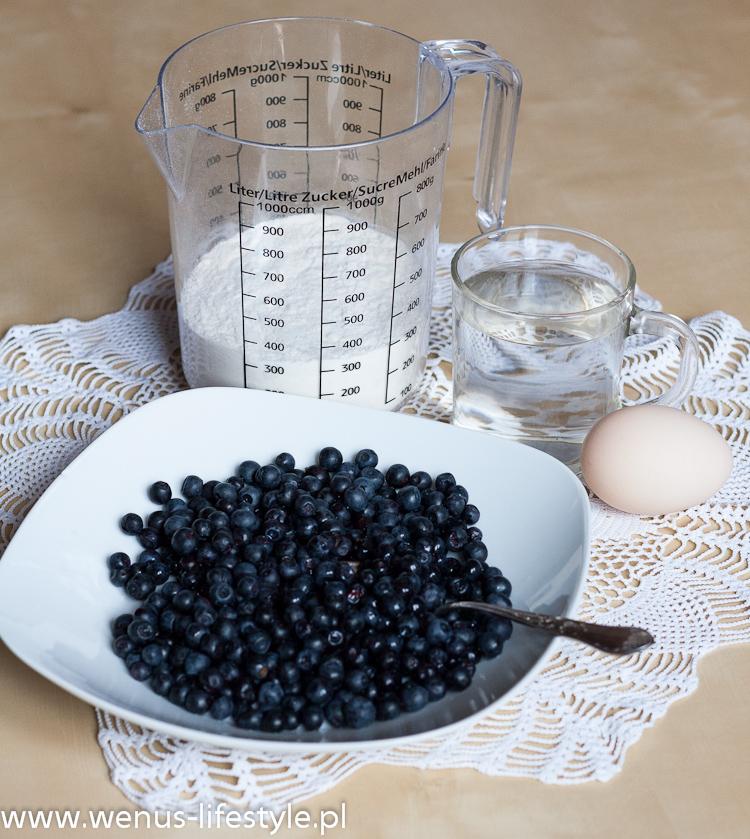 czarne jagody właściwości pierogi z jagodami przepis 2