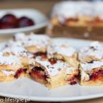 Przepis na idealne kruche ciasto ze śliwkami