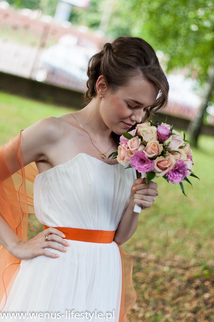 sukienka dla druhny świadkowej jak się ubrać na wesele na ślub 1