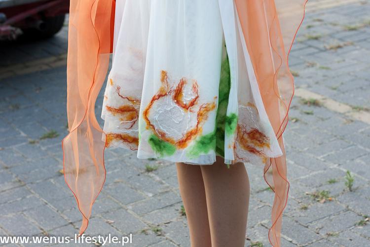 sukienka dla druhny świadkowej jak się ubrać na wesele na ślub 13