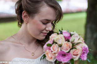 sukienka dla druhny świadkowej jak się ubrać na wesele na ślub 2