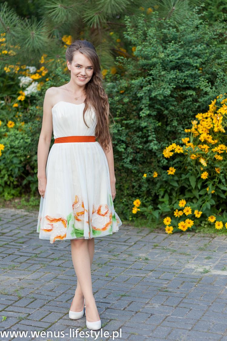 sukienka dla druhny świadkowej jak się ubrać na wesele na ślub 6
