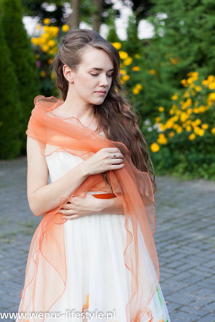 sukienka dla druhny świadkowej jak się ubrać na wesele na ślub 7